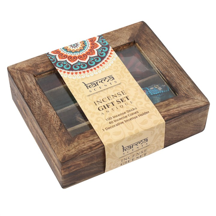 Karma Incense gift set