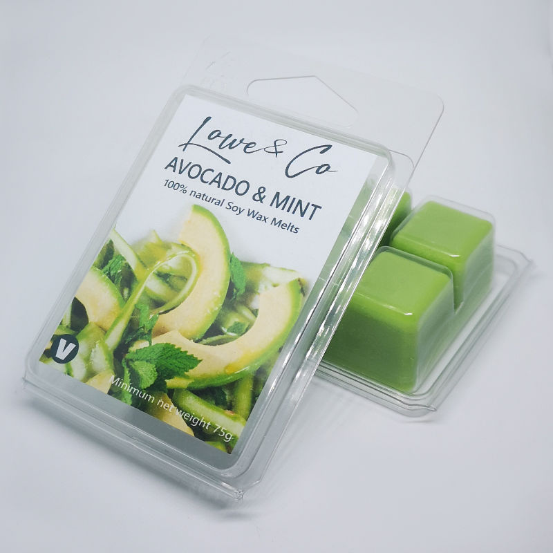 Avocado & Mint Wax Melts
