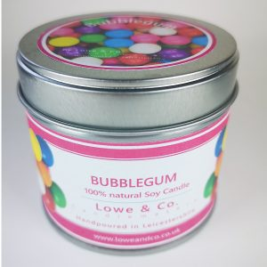 Bubblegum - Tin Candle