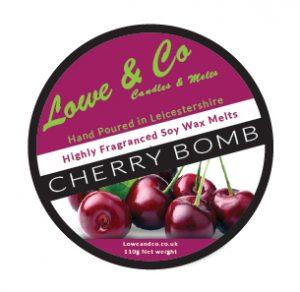 Cherry Bomb Melt Pod