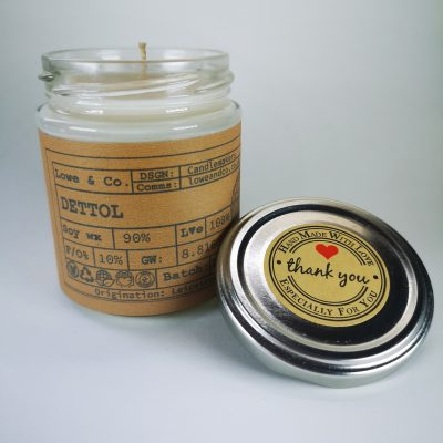 Dettol Jar Candle
