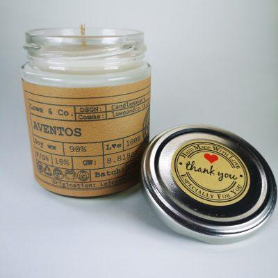 Aventos Jar Candle