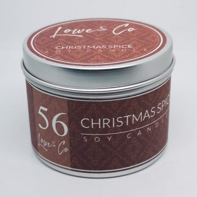 Christmas Spice Travel Candle