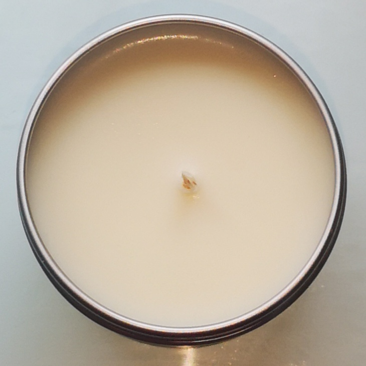 Rhubarb & Custard Travel Candle