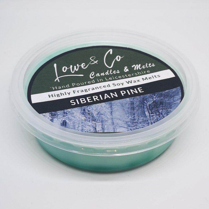 Siberian Pine Wax Melt Pod