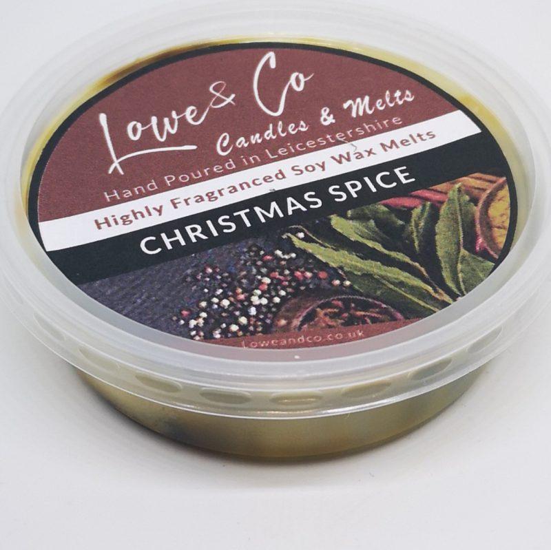 Christmas Spice Wax Melt Pod