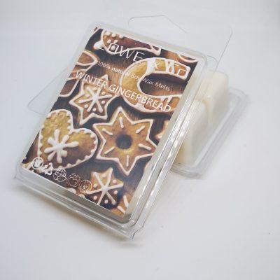 Winter Gingerbread Wax Melts