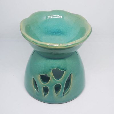Teal OIL Burner