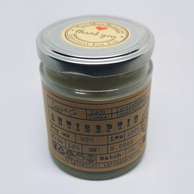 Antiseptic Fragrance Jar Candle