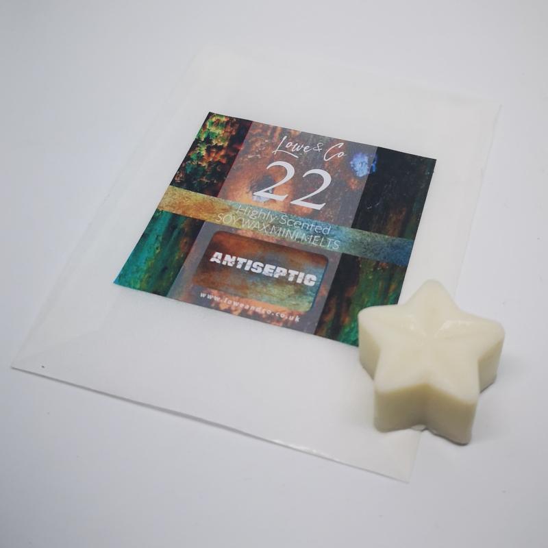 Antiseptic Fragrance Wax Melts