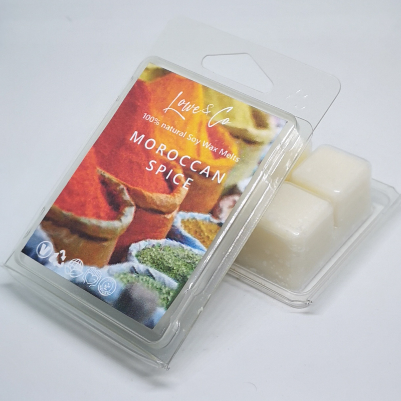 Moroccan Spice Clamshell Wax Melts