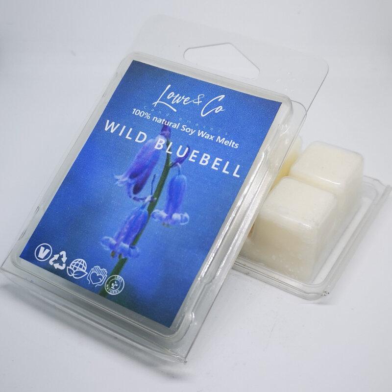 Wild Bluebell Clamshell Wax Melts