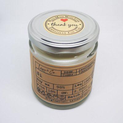 Si Jar Candle