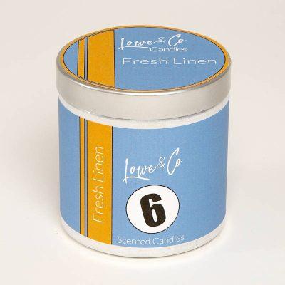 6. Fresh Linen