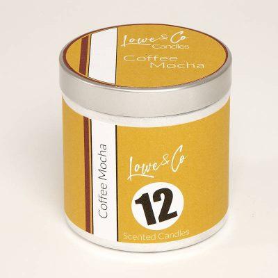 12. Coffee Mocha
