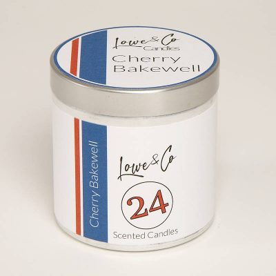 24. Cherry Bakewel
