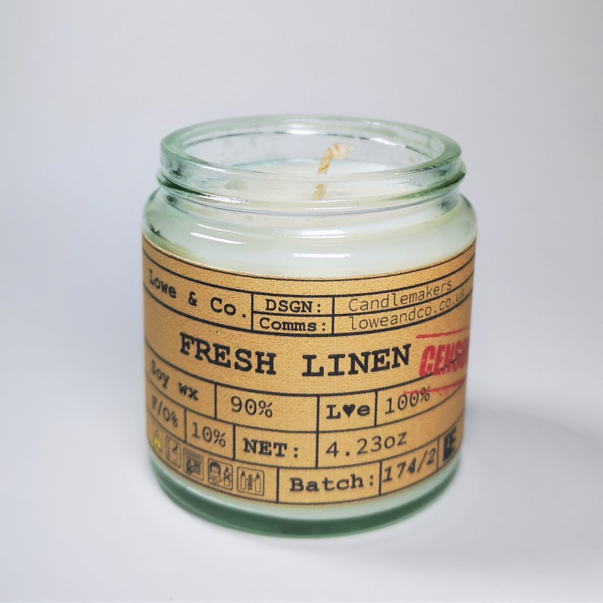 Linen-clear-candle