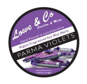 Parma Violets Melt Pod