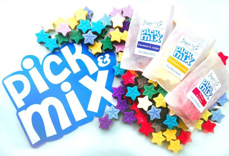 Pick & Mix Soy wax Melts