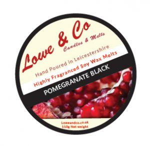 Pomegranate Black Melt Pod