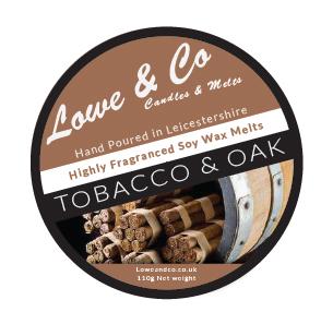 Tobacco & Oak Melt Pod