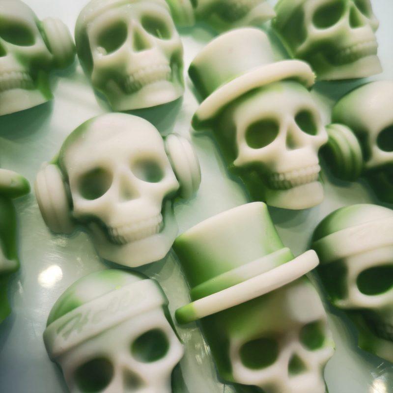 Pick & Mix Skull Wax Melts