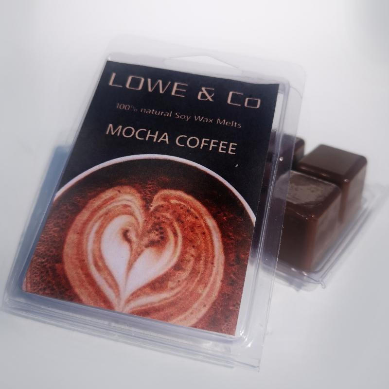 Mocha Coffee Wax Melts