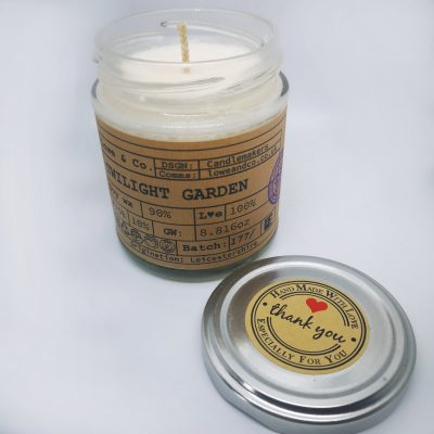 Twilight Garden Jar Candle