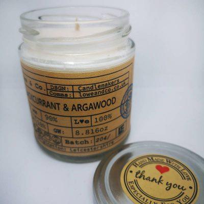 Blackcurrant & Argawood