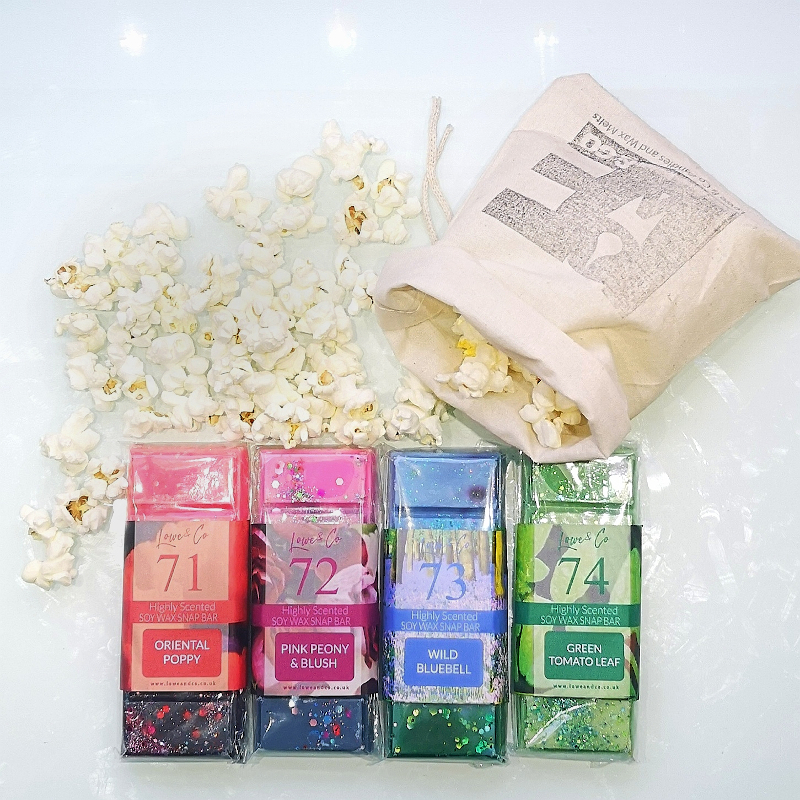 Soy Wax SNAP BAR SUBSCRIPTION