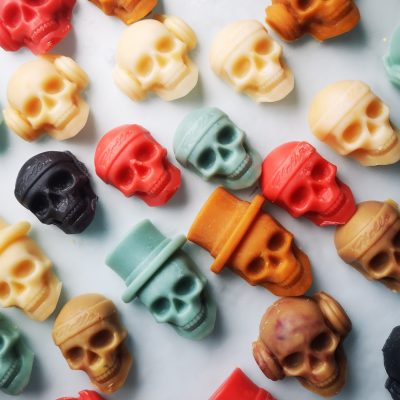 Skull Pick & Mix Wax Melts