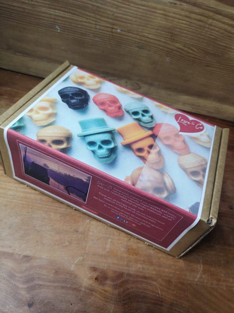 Skull Pick & Mix Wax Melts