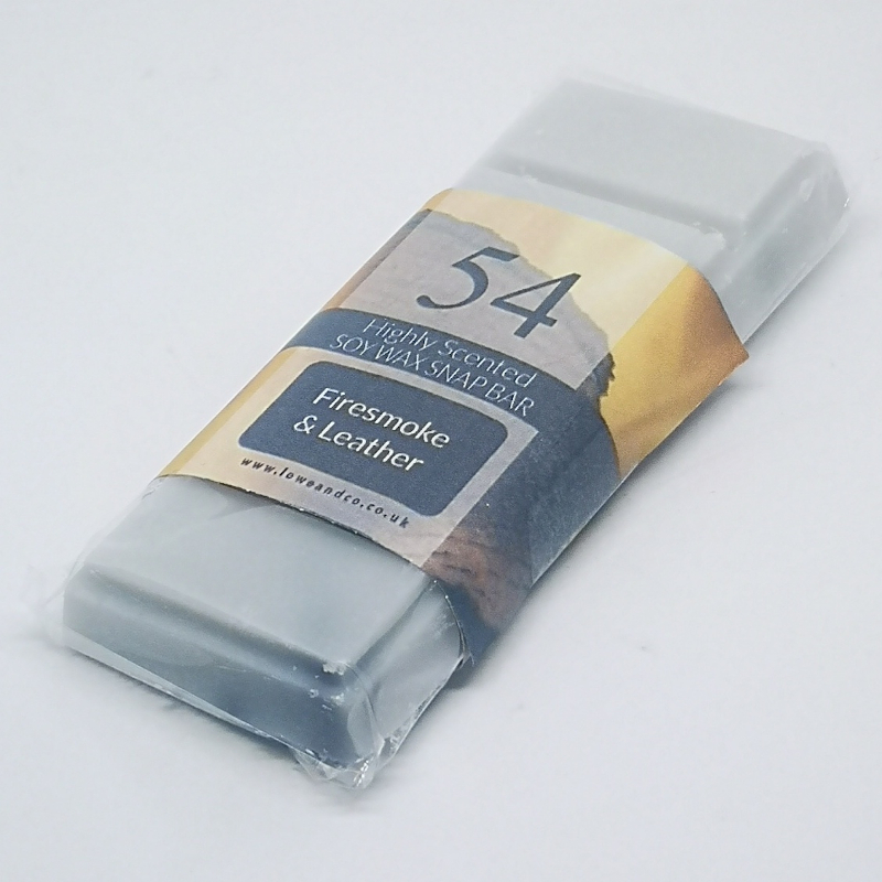 Soy Wax Snap Bar Highly scented