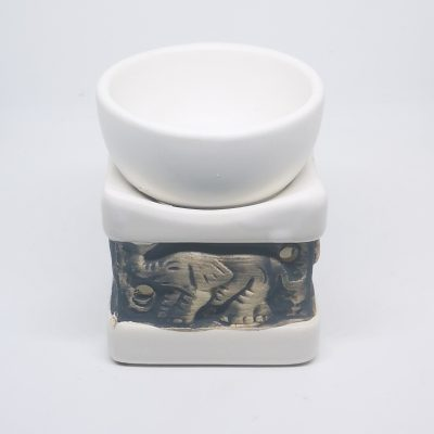 Elephant Design OIL Burner White
