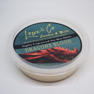 Dragons Blood 4oz Soy Wax Melt Pod