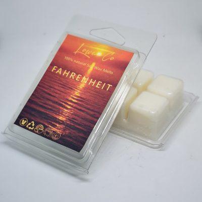 Fahrenheit Clamshell Wax Melts