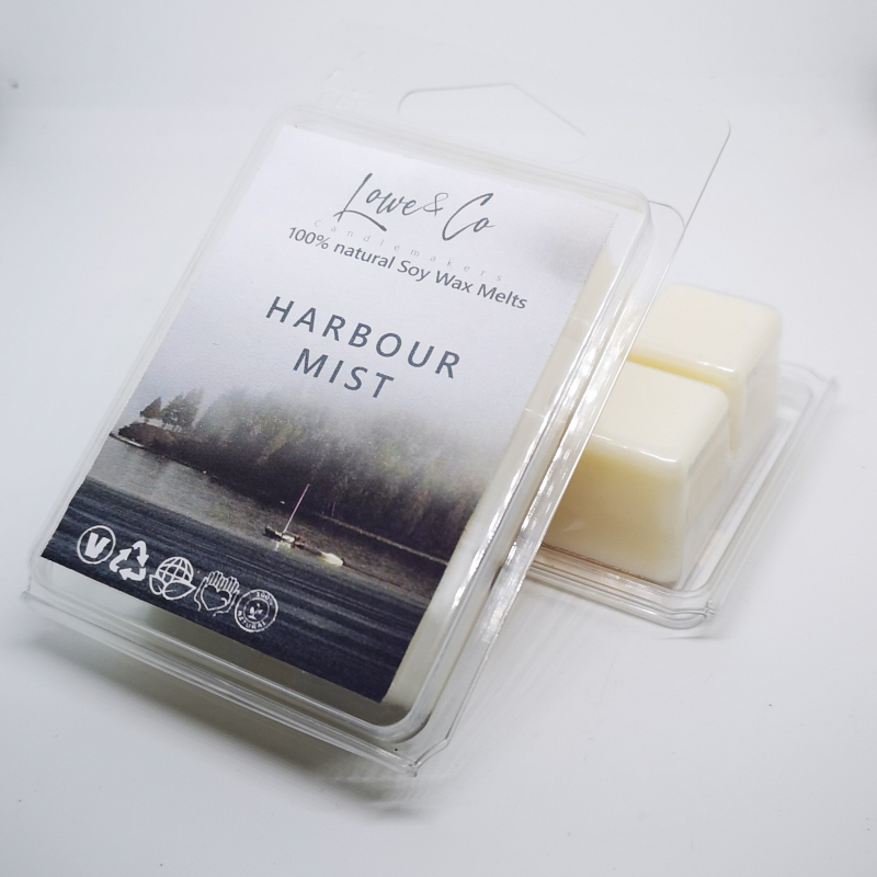 Harbour Mist Clamshell Wax Melts