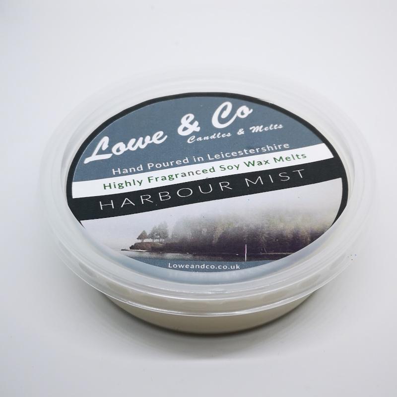 Harbour Mist4oz Soy Wax Melt Pod