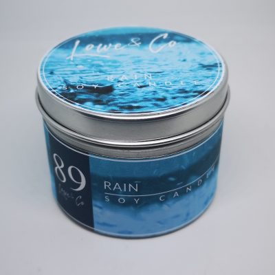 RainTravel candle