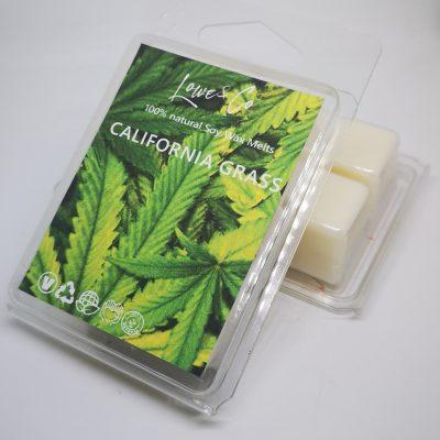 CaliforniaGrass Clamshell Wax Melts