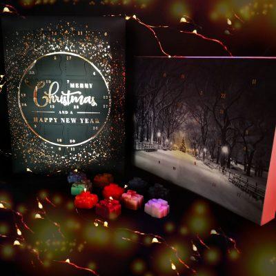 24 Scent Wax Melt Advent Calendar
